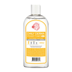 Nightingale Daily Derma Eraser Toner Yuja & Ginger 300ml