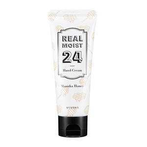 MISSHA Real Moist 24 Hand Cream Manuka Honey 70ml