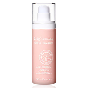 Skin Watchers Brightening Flower Emulsion 125ml