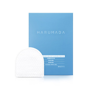 HARUMADA Triple Balance One-Step Cleansing Foam Pad 10ea