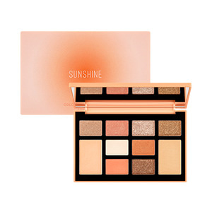MISSHA Color Filter Shadow Palette 14.5g #3 Sunshine Filter