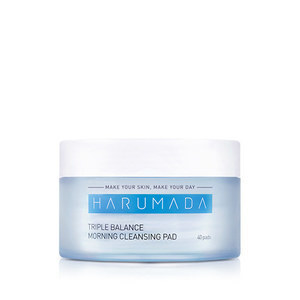HARUMADA Triple Balance Morning Cleansing Pad 40ea