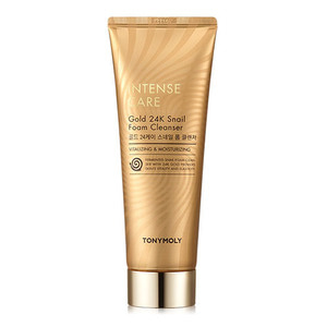 TONYMOLY Intense Care Gold 24K Snail Foam Cleanser 150ml