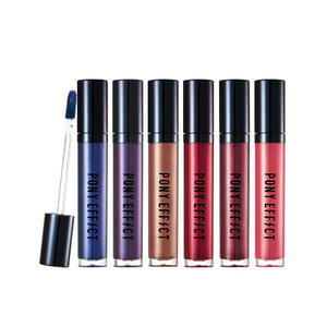 PONY EFFECT Metallic Matte Lip Color 5.5g