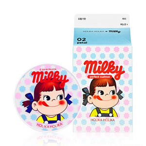 HOLIKA HOLIKA Sweet Peko Edition Hard Cover Perfect Cushion SPF50+ PA++++ 14g