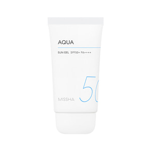 MISSHA All-around Safe Block Aqua Sun Gel SPF50+ PA++++ 50ml
