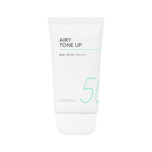 MISSHA Safe Block Airy Tone Up Sun SPF50+ PA++++ 50ml