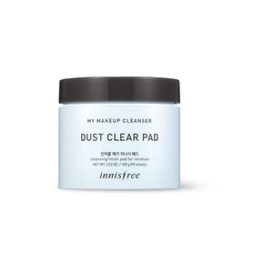 innisfree My Makeup Cleanser Dust Clear Pad 90ea