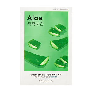 MISSHA Airy Fit Sheet Mask Aloe 19g