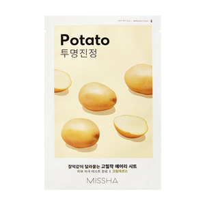MISSHA Airy Fit Sheet Mask Potato 19g
