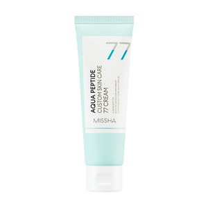 MISSHA Aqua Peptide Custom Skin Care 77 Cream 50ml