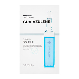 MISSHA Mascure Sheet Mask Guaiazulene 28ml