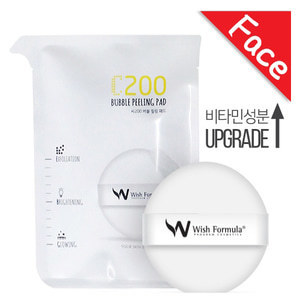 Wish Formula C200 Bubble Peeling Pad 1ea