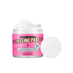 MONSTER FACTORY Peeling Pads 70ea