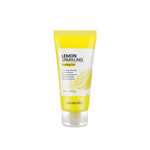 [Hidden] secretKey Lemon Sparkling Peeling Gel 120ml
