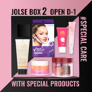 JOLSE BOX 2 #Special Care - coming soon...!