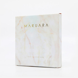MARUARA Pure Collagen Mask 5ea