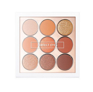 TONYMOLY Perfect Eyes Mood Eye Palette 8.5g #Fire Mood