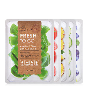 TONYMOLY Fresh To Go Mask Sheet #5ea