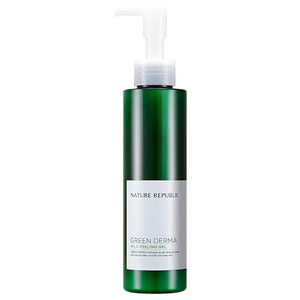 NATURE REPUBLIC Green Derma Mild Peeling Gel 150ml