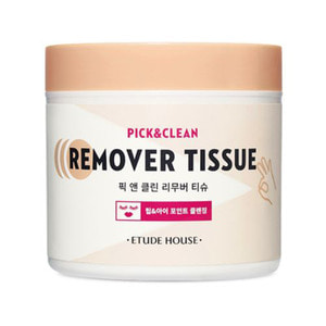 ETUDE HOUSE Pick & Clean Remover Tissue 80sheets