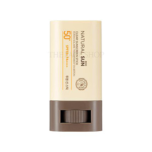 THE FACE SHOP Natural Sun Eco Clear Sunscreen Stick 20g
