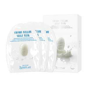 23years old Cocoon Willow Silky Mask 3ea