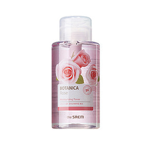 the SAEM Botanica Rose Moisturizing Toner 400ml