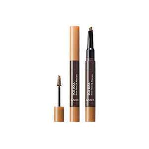 the SAEM Eco Soul Brow Pencil & Mascara
