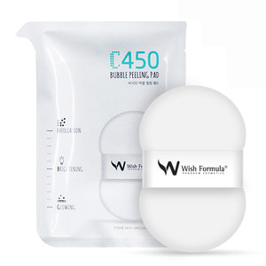 Wish Formula C450 Bubble Peeling Pad 1ea