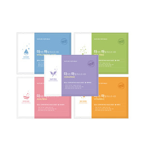 NATURE REPUBLIC Real Comforting Mask Sheet 24g 5ea