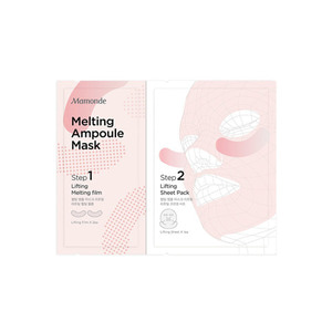 MAMONDE Melting Ampoule Mask Lifting 28ml 1ea