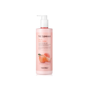 TONYMOLY The Sunhan Peach Body Lotion 500ml