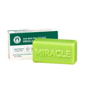 SOME BY MI AHA BHA PHA 30 Days Miracle Cleansing Bar 106g
