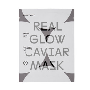 BEAUTYMORY Real Glow Caviar Mask 1ea