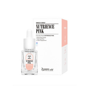 23years old Nutrience Pink 15ml