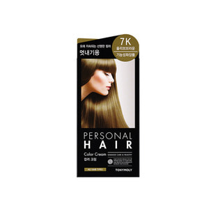 TONYMOLY Personal Hair Color Cream 40g+80ml
