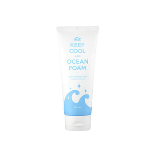 KEEP COOL Ocean Deep Cleansing Foam 150g