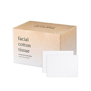 ARITAUM Facial Cotton Tissue 100ea