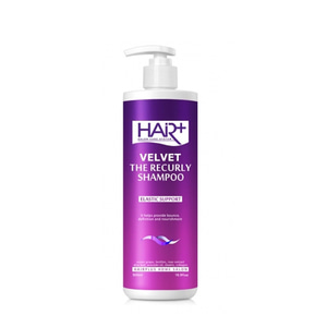 HAIR PLUS Velvet The Recurly Shampoo 500ml