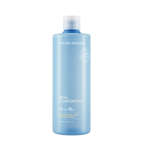 NATURE REPUBLIC Real Comforting Hyaluronic Water Toner 400ml