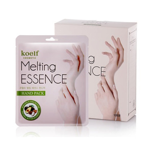 Koelf Melting Essence Hand Mask 10ea (1 box)