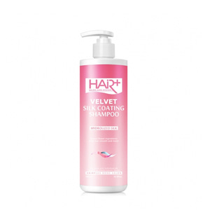 HAIR PLUS Velvet Silk Coating Shampoo 500ml