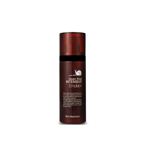 Skin Watchers Green Snail Intensive Emulsion 125ml