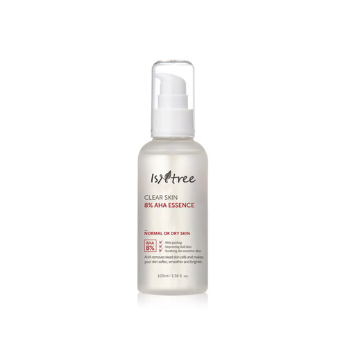 [Hidden] Isntree Clear Skin 8% AHA Essence 100ml