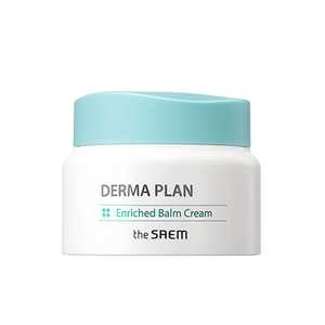 the SAEM DERMA PLAN Enriched Balm Cream 60ml