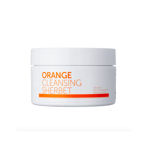 Aromatica Orange Cleansing Sherbet 180g