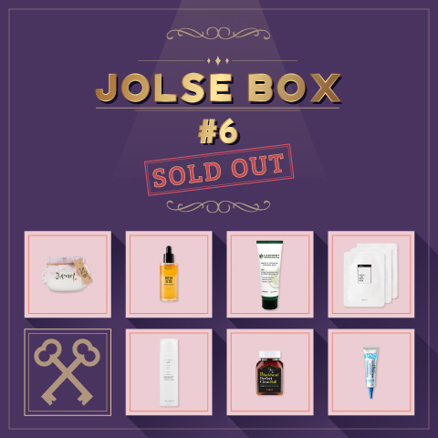 JOLSE BOX #6 SOLD OUT