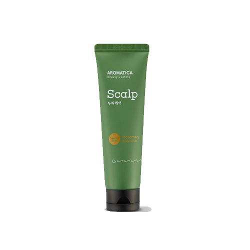 [Hidden] Aromatica Rosemary Scalp Scrub 165g