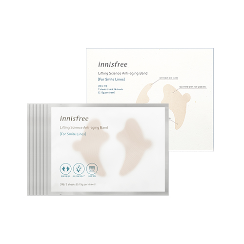 innisfree Lifting Science Anti-Aging Band (For Smile Line) 7ea